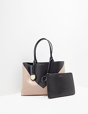 0065fbedf21 Emporio Armani Frida Shopper Bag ...