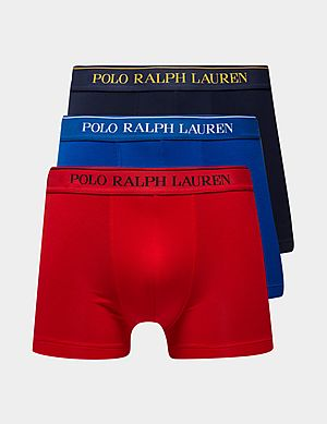 65ee7f189054 Polo Ralph Lauren 3-Pack Boxer Shorts ...