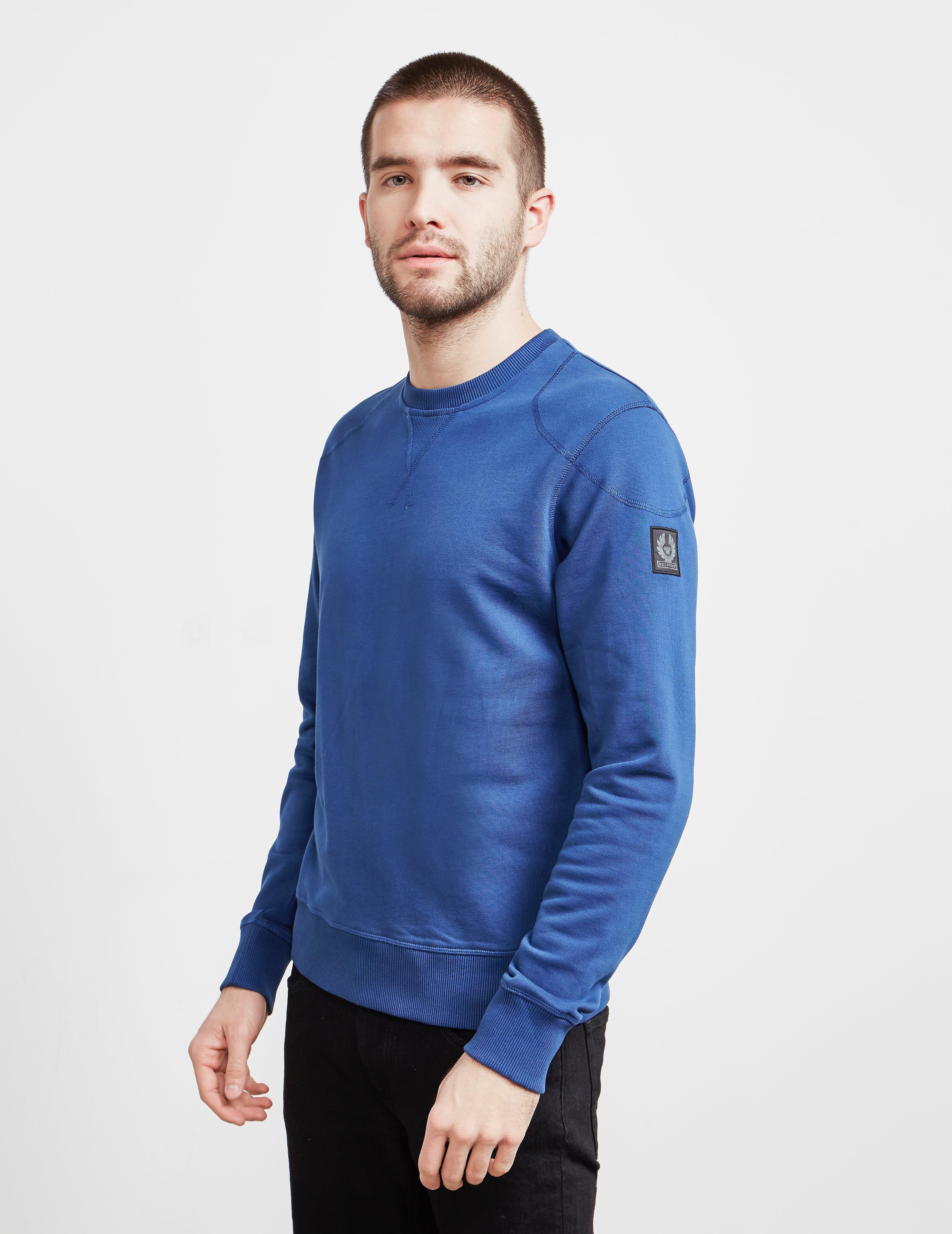 Belstaff Jeff Crew Neck Sweatshirt