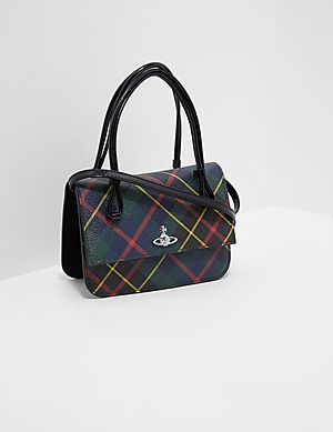 83f61322c306 Vivienne Westwood Edinburgh Small Tartan Bag ...