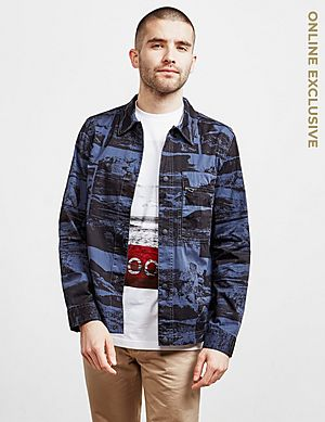 9f346935353 PS Paul Smith Pauls Photo Overshirt - Online Exclusive ...