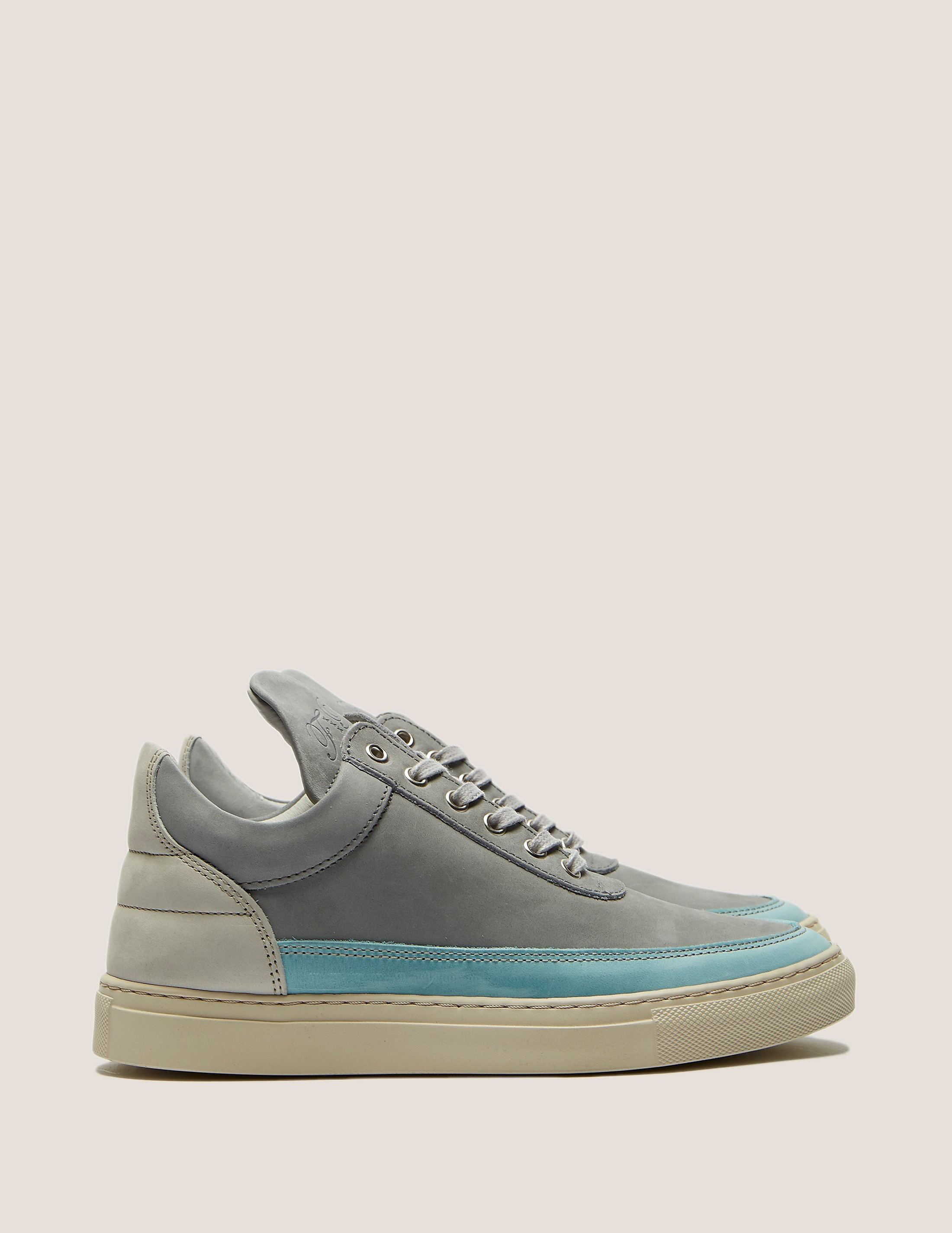 Filling Pieces Low Top Iron Trainer