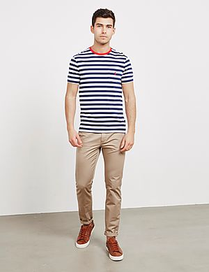 111321296c841 ... Polo Ralph Lauren Stripe Short Sleeve T-Shirt
