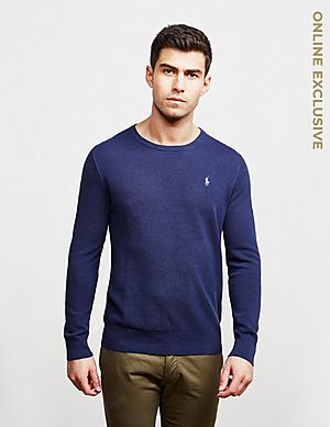 54dae0eb14 Polo Ralph Lauren Blend Knit Jumper - Online Exclusive ...