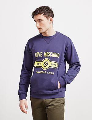 acb282352 ... T-Shirt. £90.00. Love Moschino Pill Gear Sweatshirt ...
