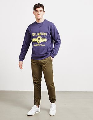 31d12da15bd Love Moschino Pill Gear Sweatshirt Love Moschino Pill Gear Sweatshirt