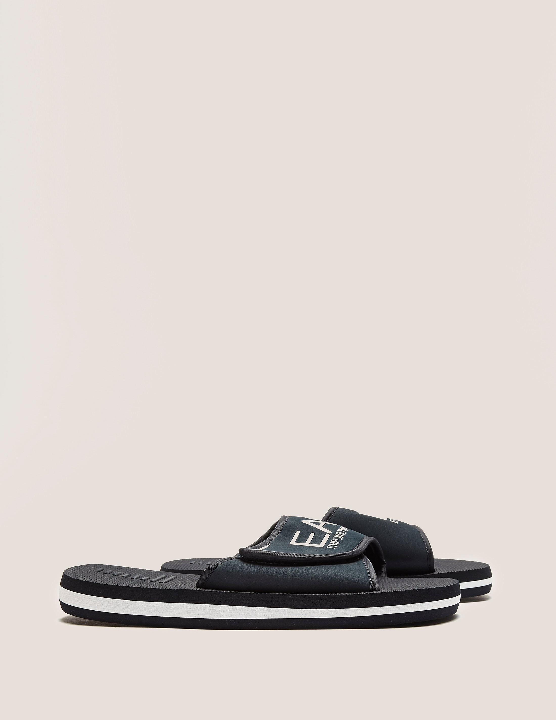 Emporio Armani EA7 Swim Slip-On Sandals