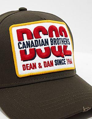 dbd77be69e5 Dsquared2 Bros Cap Dsquared2 Bros Cap