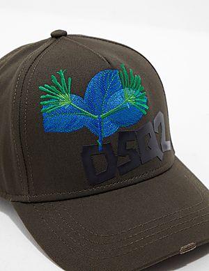 9016e637dd4 Dsquared2 Flower Cap Dsquared2 Flower Cap
