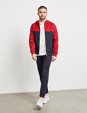 9901ce8f3056 Fred Perry Panel Brentham Lightweight Jacket Fred Perry Panel Brentham Lightweight  Jacket