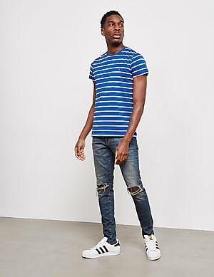 e6a1b3fef40f76 ... Tommy Hilfiger Stripe Short Sleeve T-Shirt