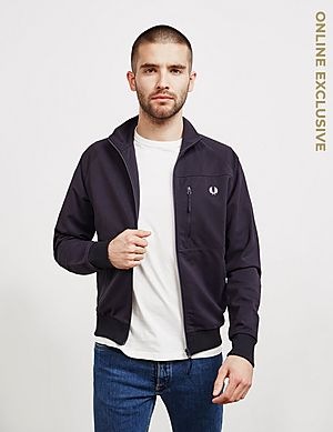 9ff9c6dc3005 Fred Perry Utility Lightweight Track Jacket ...