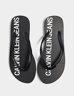 2d423bc26 ... Calvin Klein Jeans Dori Jelly Flip Flops Women s