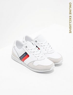 c06623e1b Tommy Hilfiger Tommy Light Trainers - Online Exclusive ...