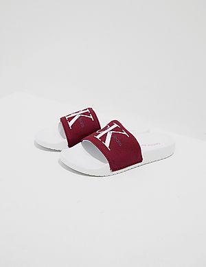 d1b2646f9 Calvin Klein Jeans Chantal Slides ...