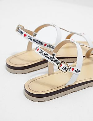 a33546ee5d42 Love Moschino Open Sandals Love Moschino Open Sandals