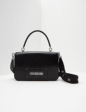 c08cf12545fab Love Moschino Strap Shoulder Bag ...