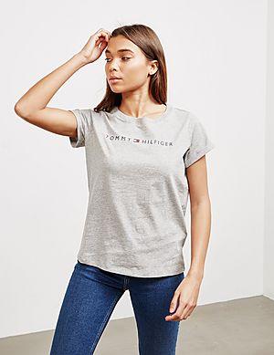 134d397b7 Tommy Hilfiger Logo Short Sleeve T-Shirt ...