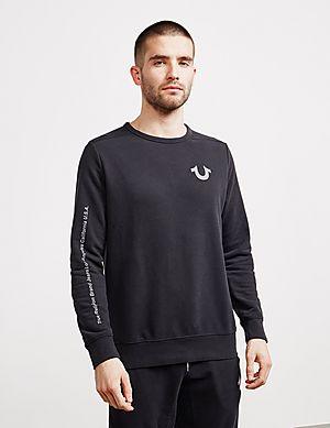 50afd6bc04f1 True Religion Reflective Sweatshirt ...