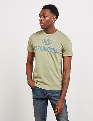ee43f81ef8bb Parajumpers Jonny Short Sleeve T-Shirt ...