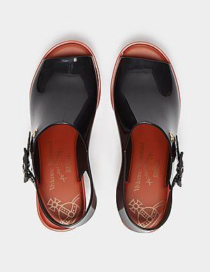 b58c33f2f27db2 ... Melissa x Vivienne Westwood Mule Sling Back Heels