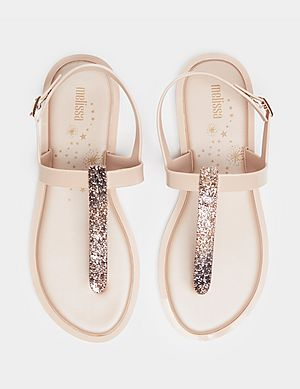 ae7fb21df827 Melissa Slim Star Sandals Melissa Slim Star Sandals