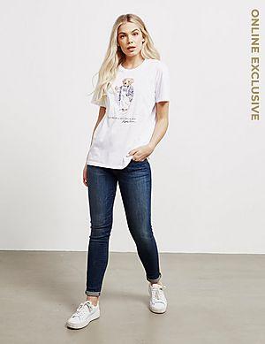 b82ad1265d ... Polo Ralph Lauren Big Bear Short Sleeve T-Shirt