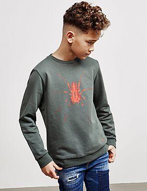 a02b59c59619 Lanvin Spider Print Sweatshirt ...