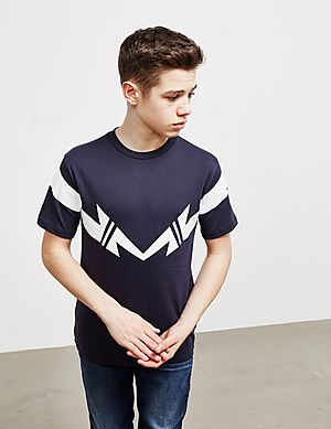 16a0056557e8 Neil Barrett Mirror Bolt Short Sleeve T-Shirt ...