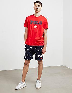 301a1cb47259 Polo Ralph Lauren Star Fleece Shorts Polo Ralph Lauren Star Fleece Shorts
