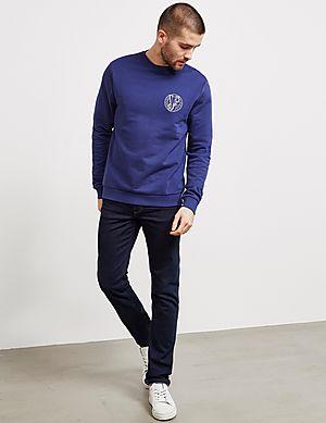 ede8125e0c4 Versace Jeans Basic Sweatshirt Versace Jeans Basic Sweatshirt