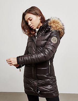 4e41c5cb3830 Holland Cooper St Moritz Down Quilted Parka Jacket ...