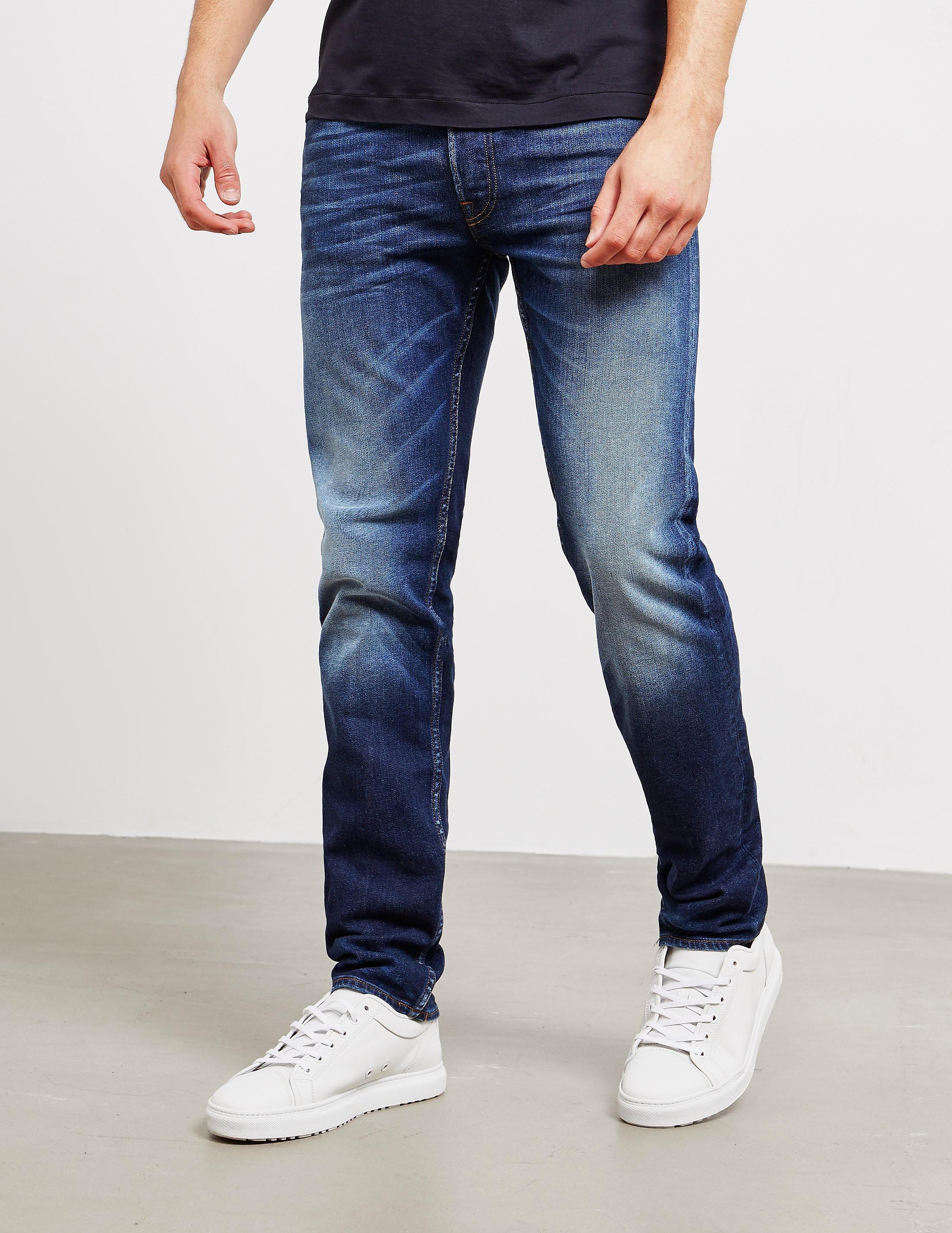Stone Island Slim Fit Stretch Jeans