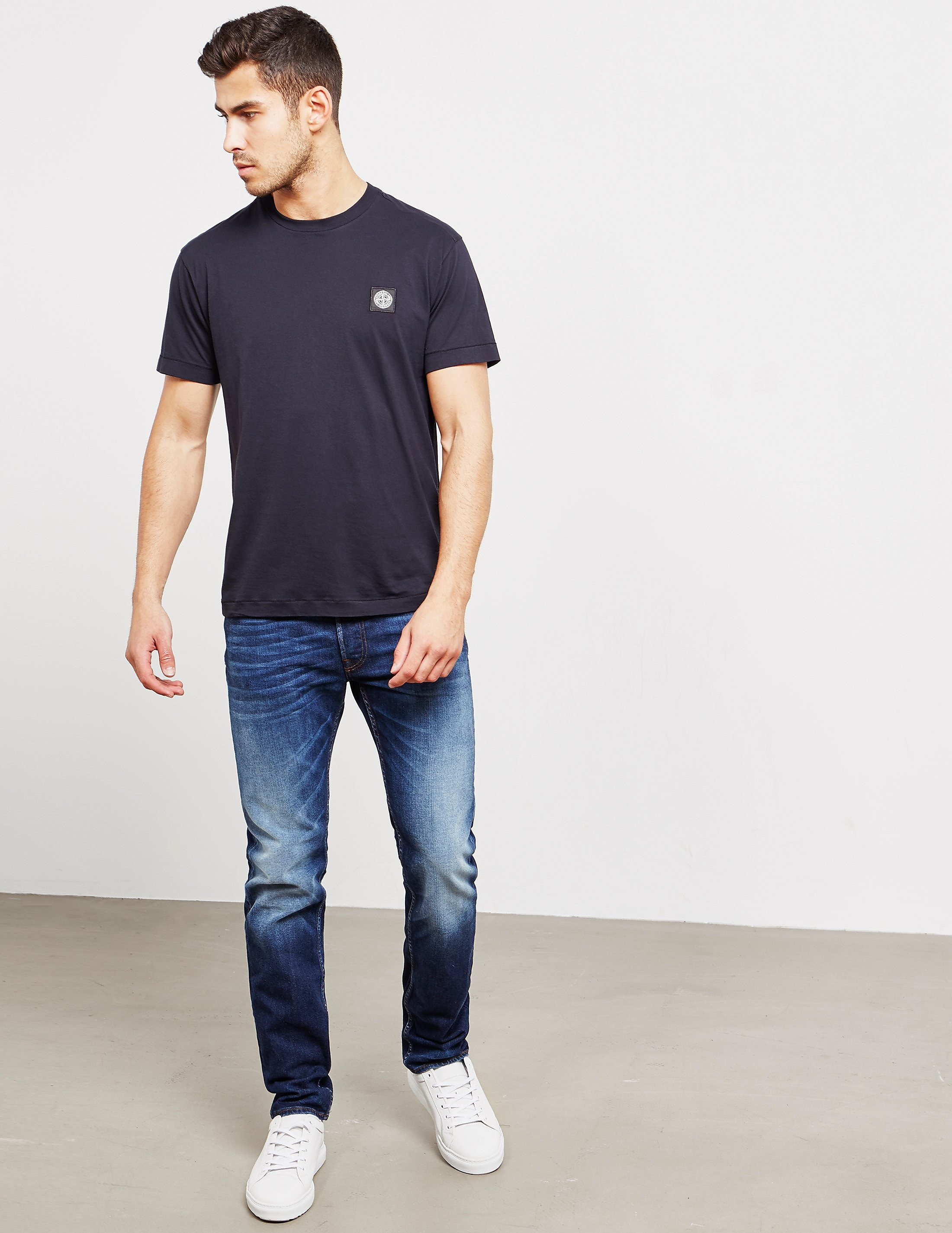 Stone Island Slim Fit Stretch Jeans