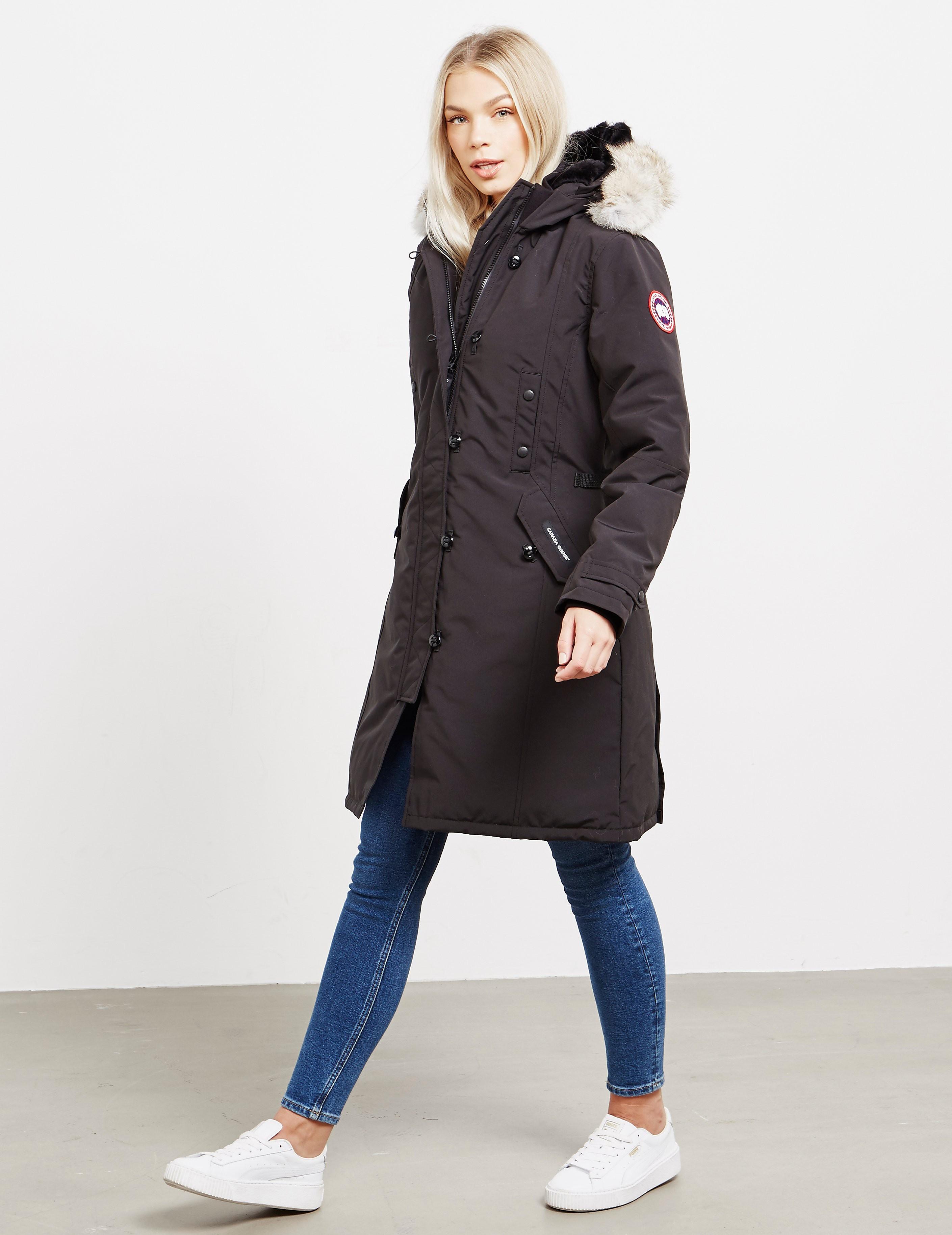 Canada Goose Kensington Padded Parka Jacket