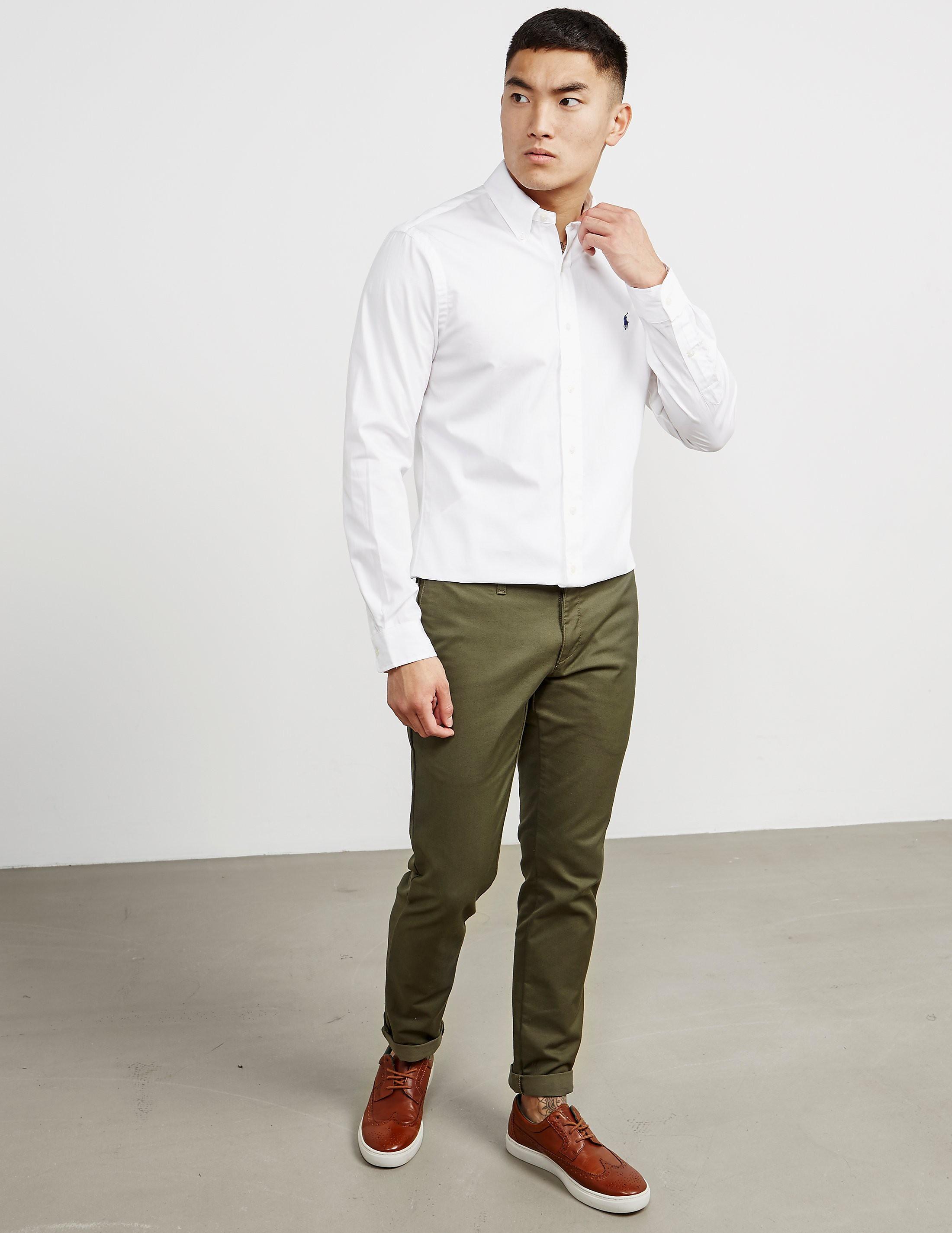 Polo Ralph Lauren LS Slim Fit Shirt