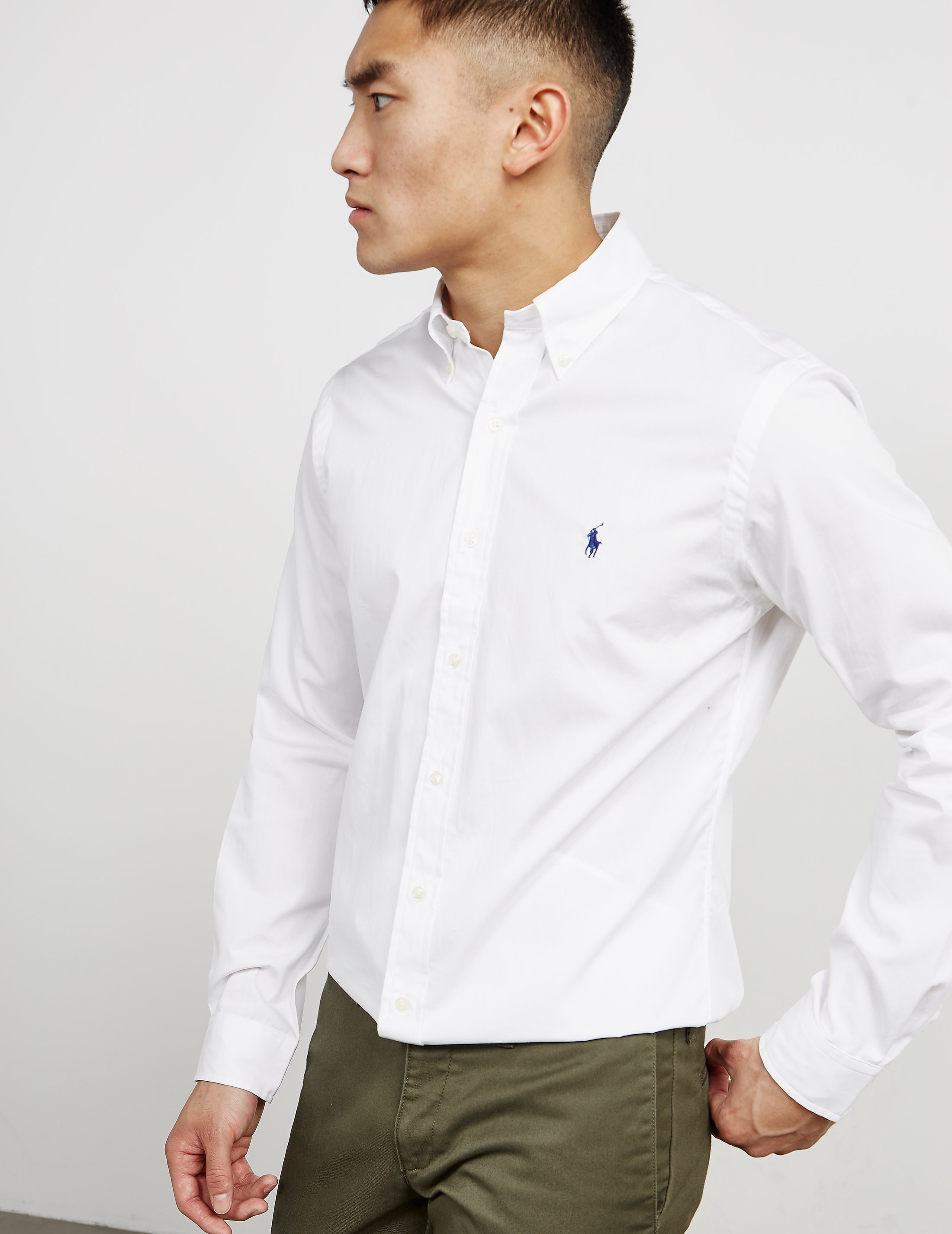 Polo Ralph Lauren LS Slim Fit Shirt