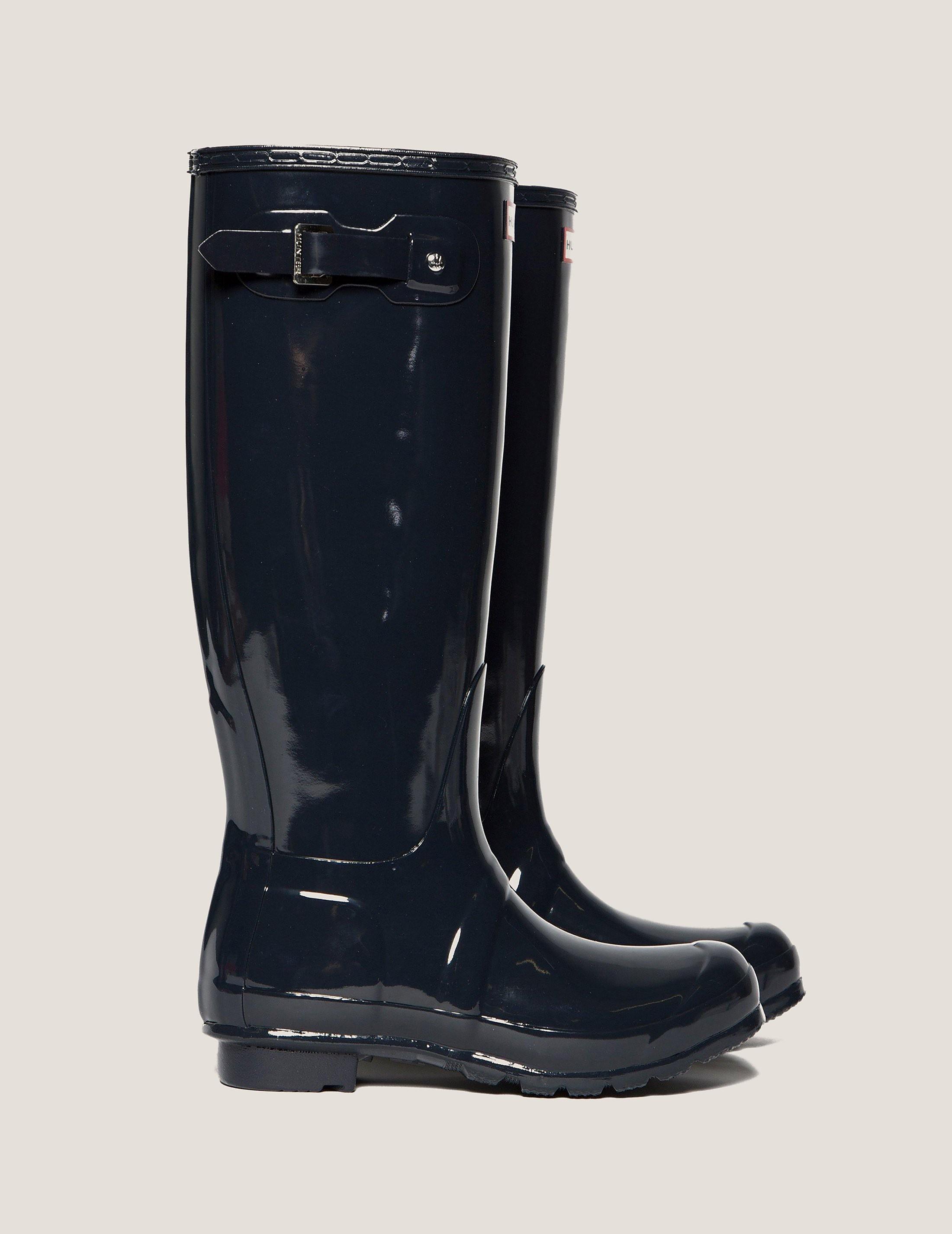 Hunter Original Tall Gloss Boot