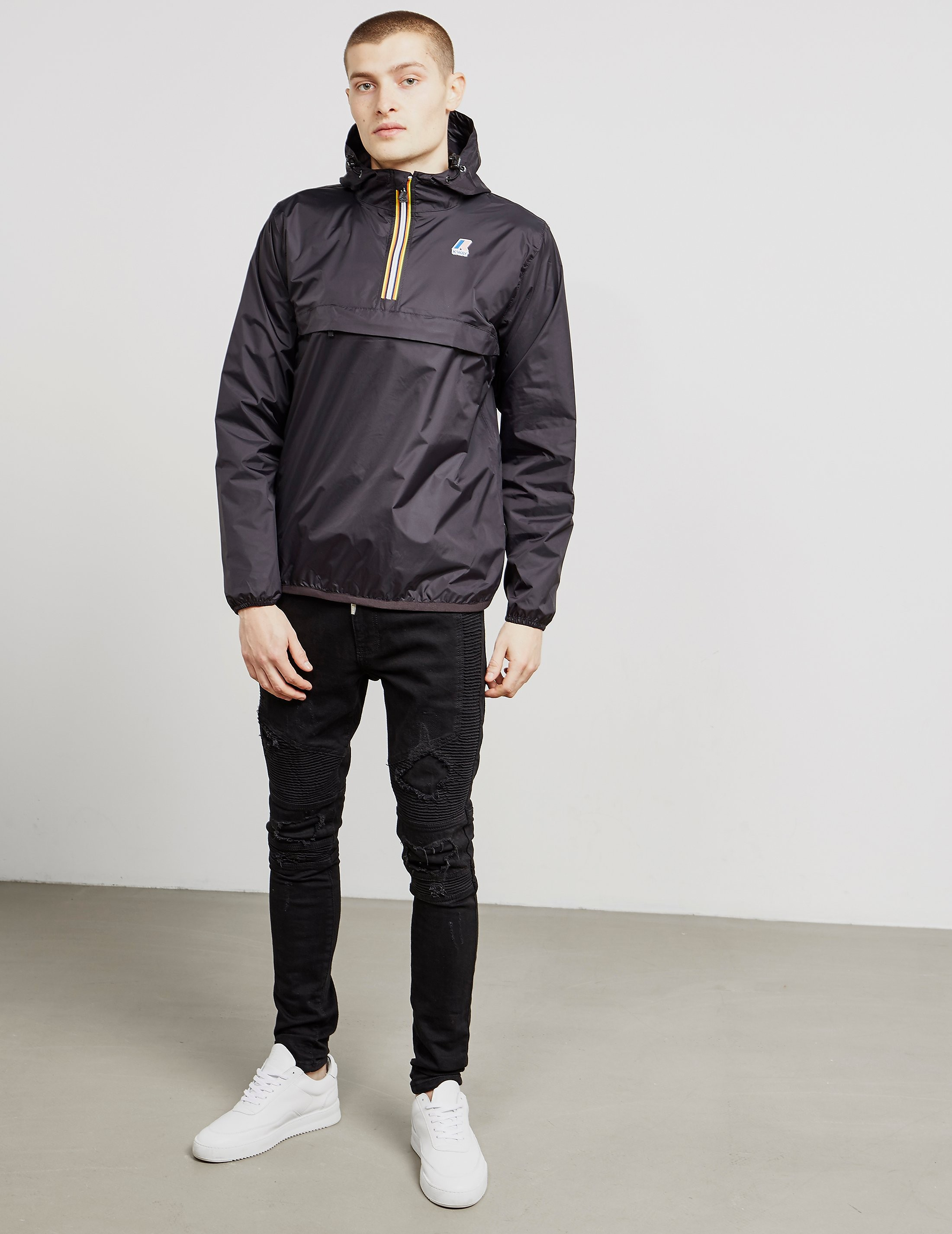 K-Way Le Vrai Leon Lightweight Jacket