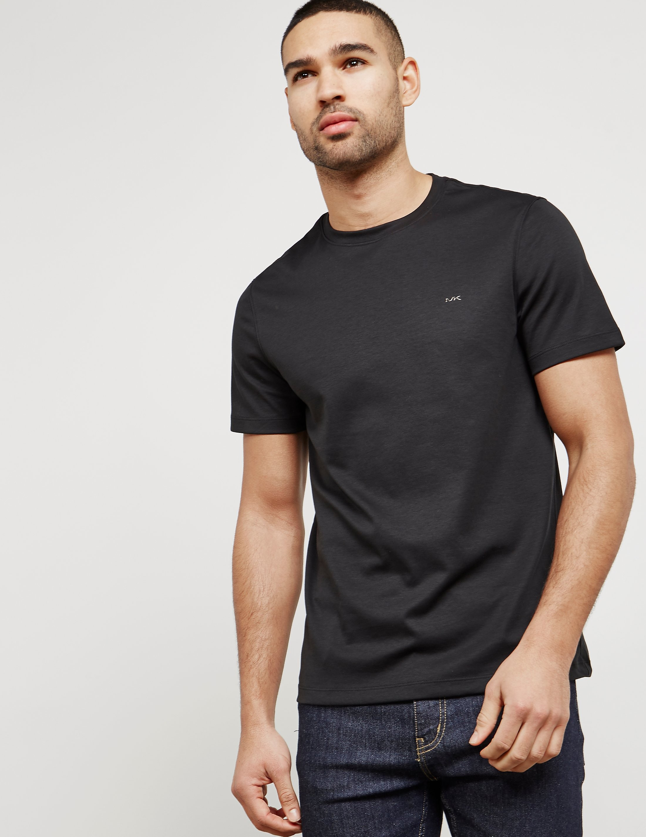 Michael Kors T-Shirt Sleek Cotton