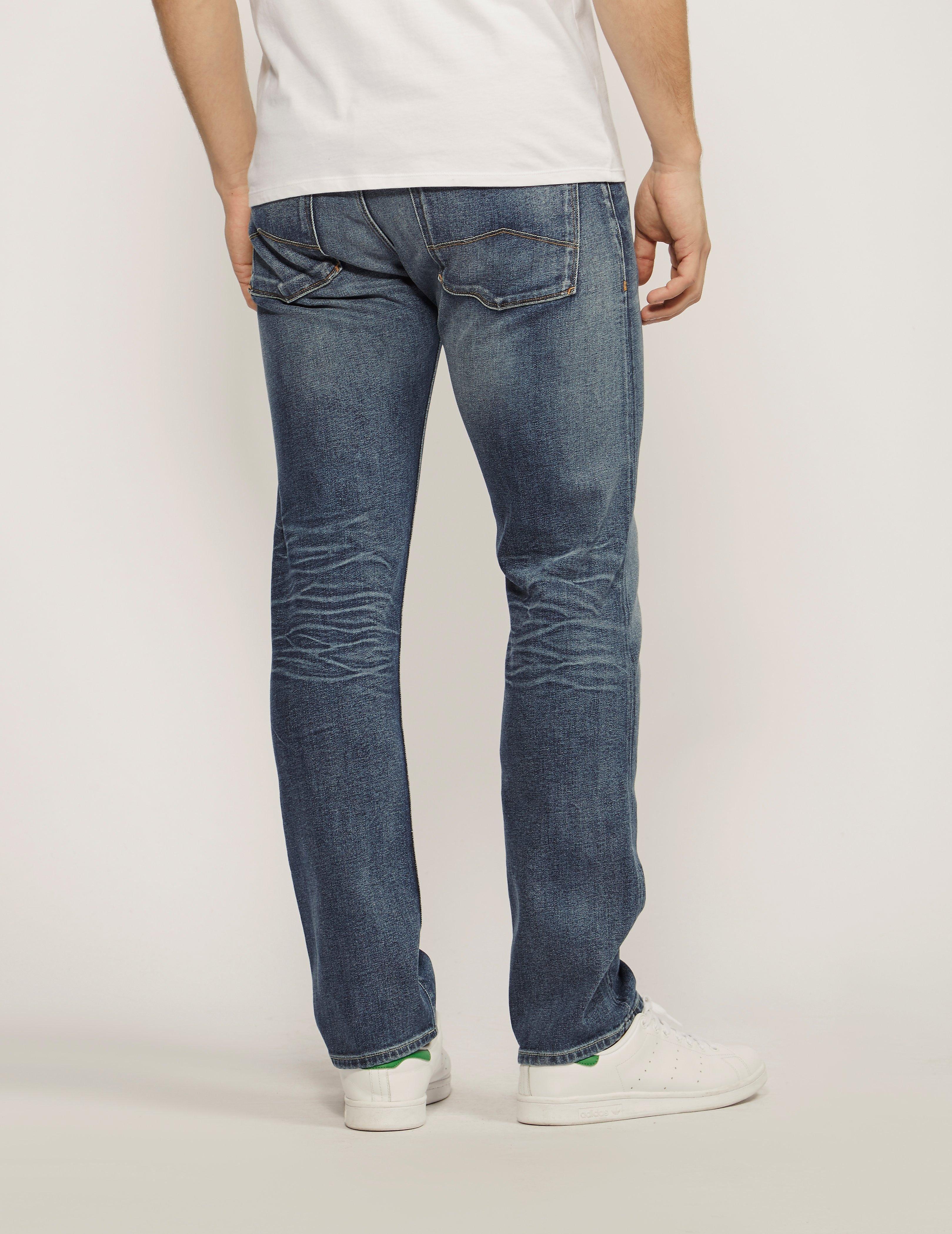 Armani Jeans J45 Regular Fit Jeans - Short