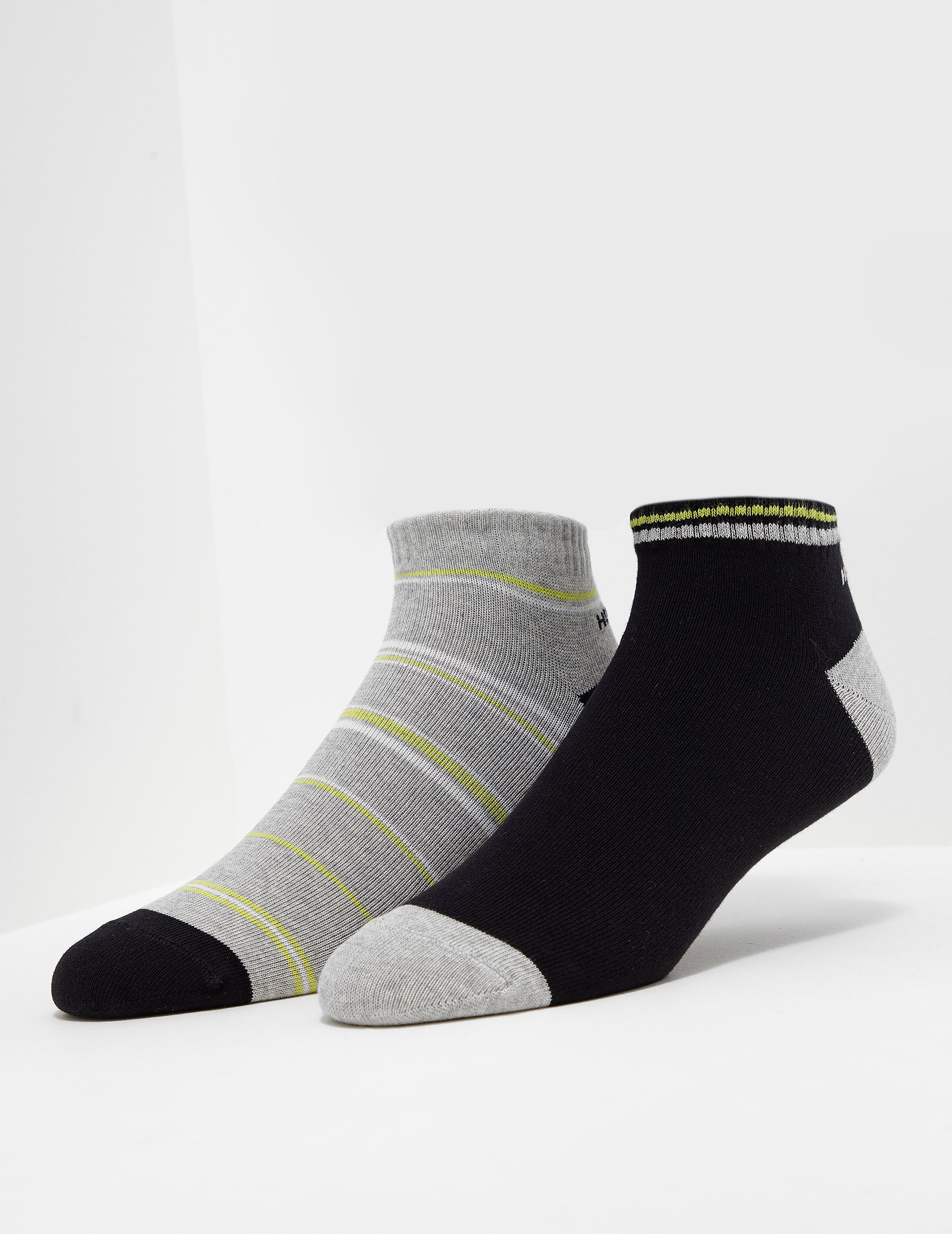 BOSS Kids' 2 Pack Socks