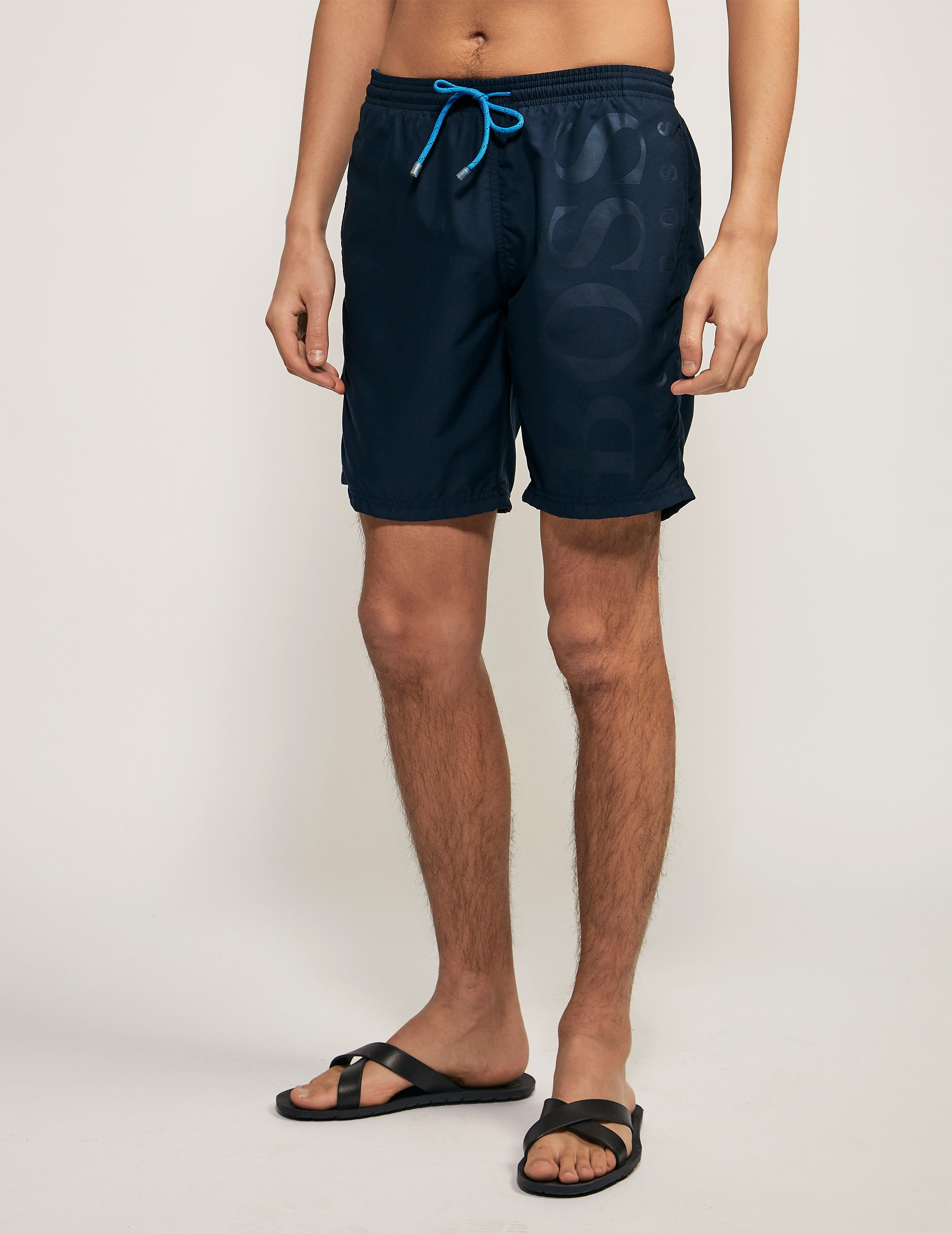 BOSS Orca Large Logo Swim Shorts