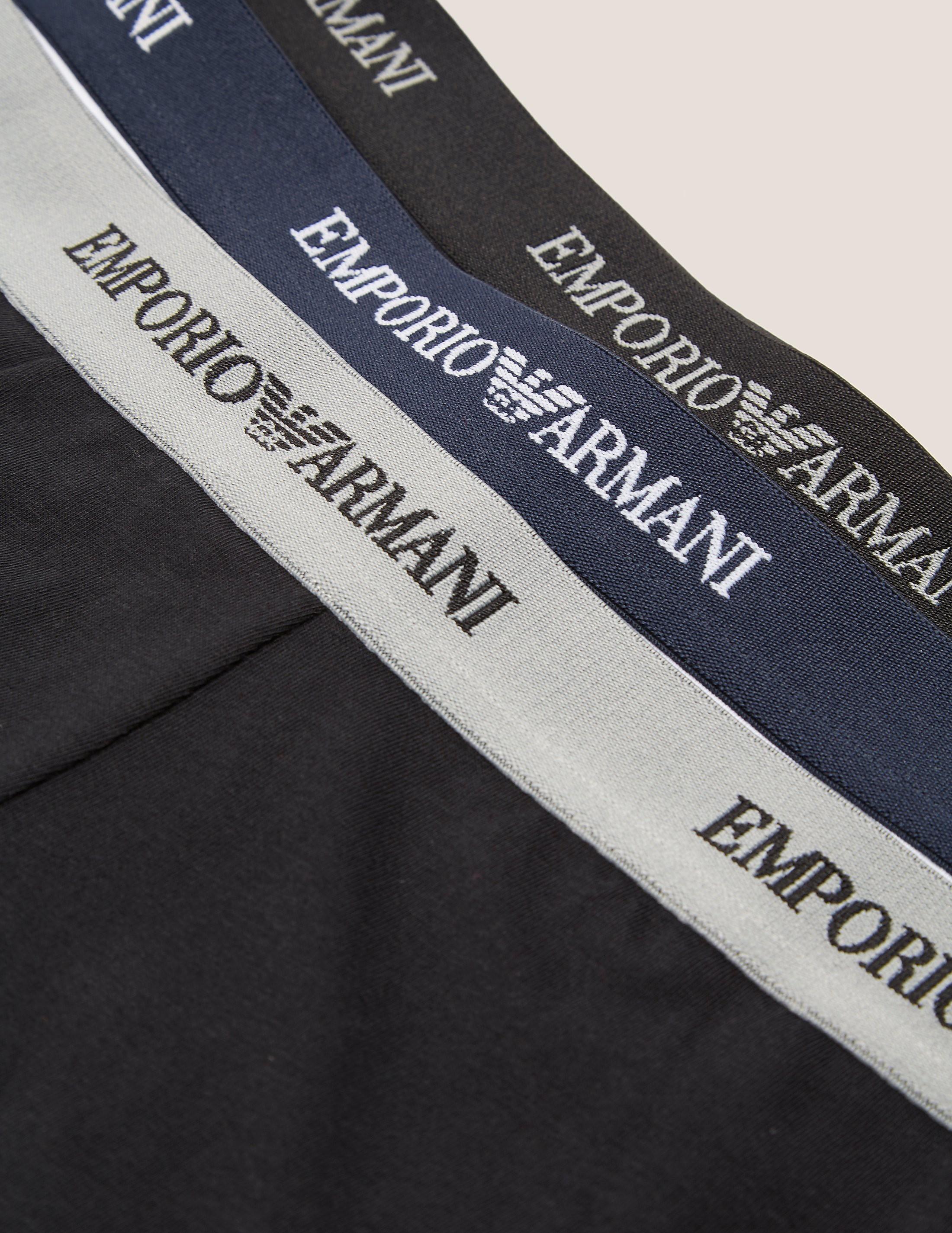 Emporio Armani 3-Pack Brief