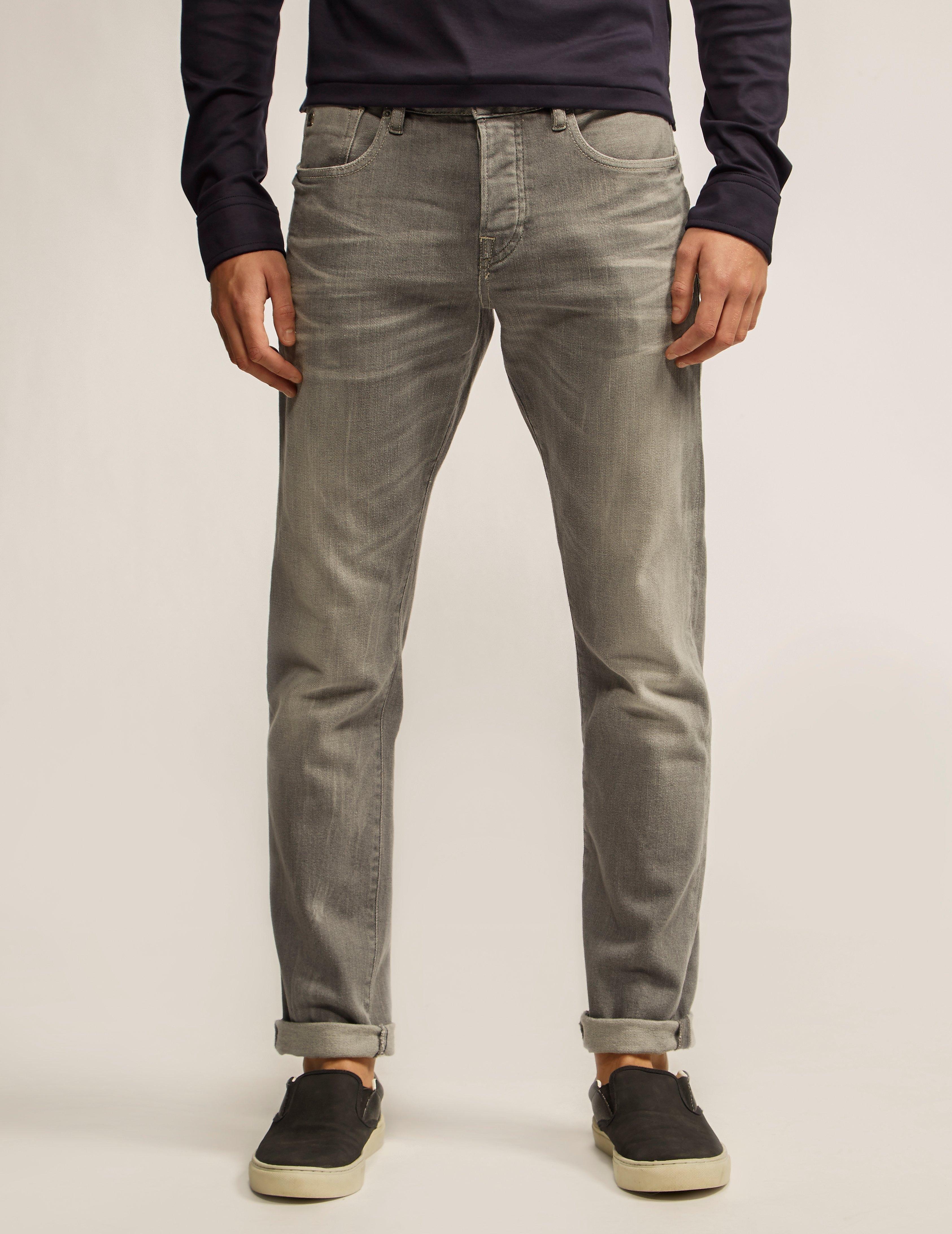 Scotch & Soda Ralston Stone & Sand Slim Fit Jeans