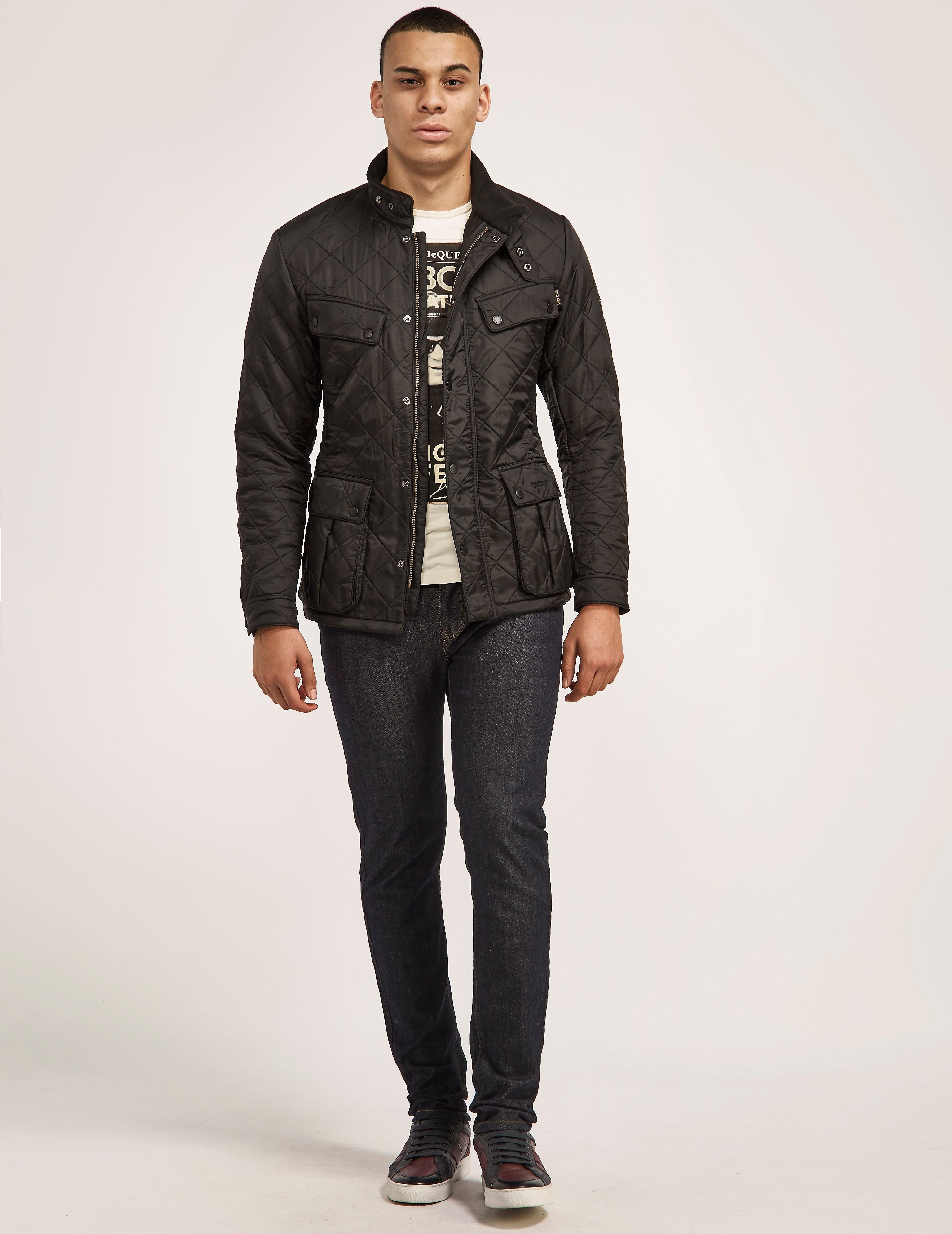 Barbour International Ariel Parka Jacket