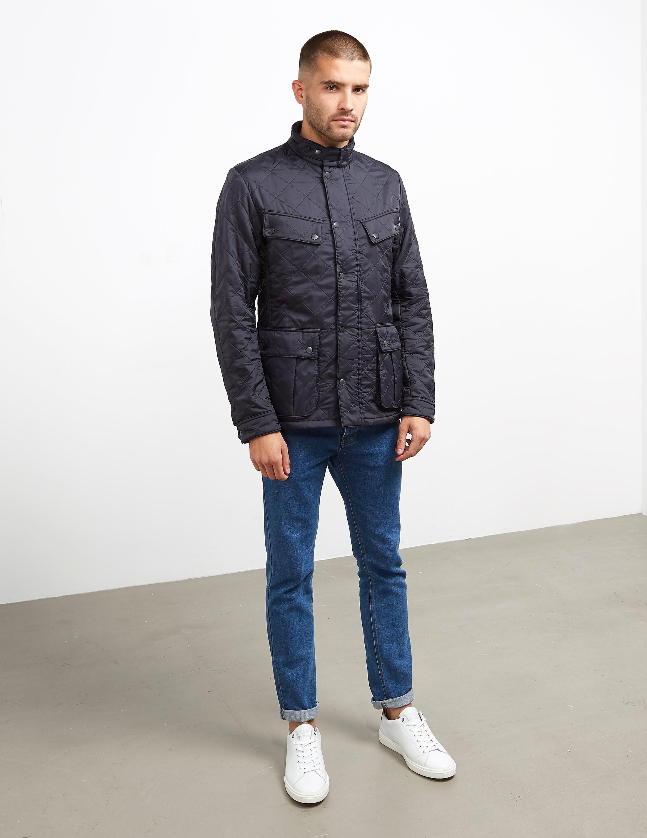 Barbour Ariel Parka Jacket