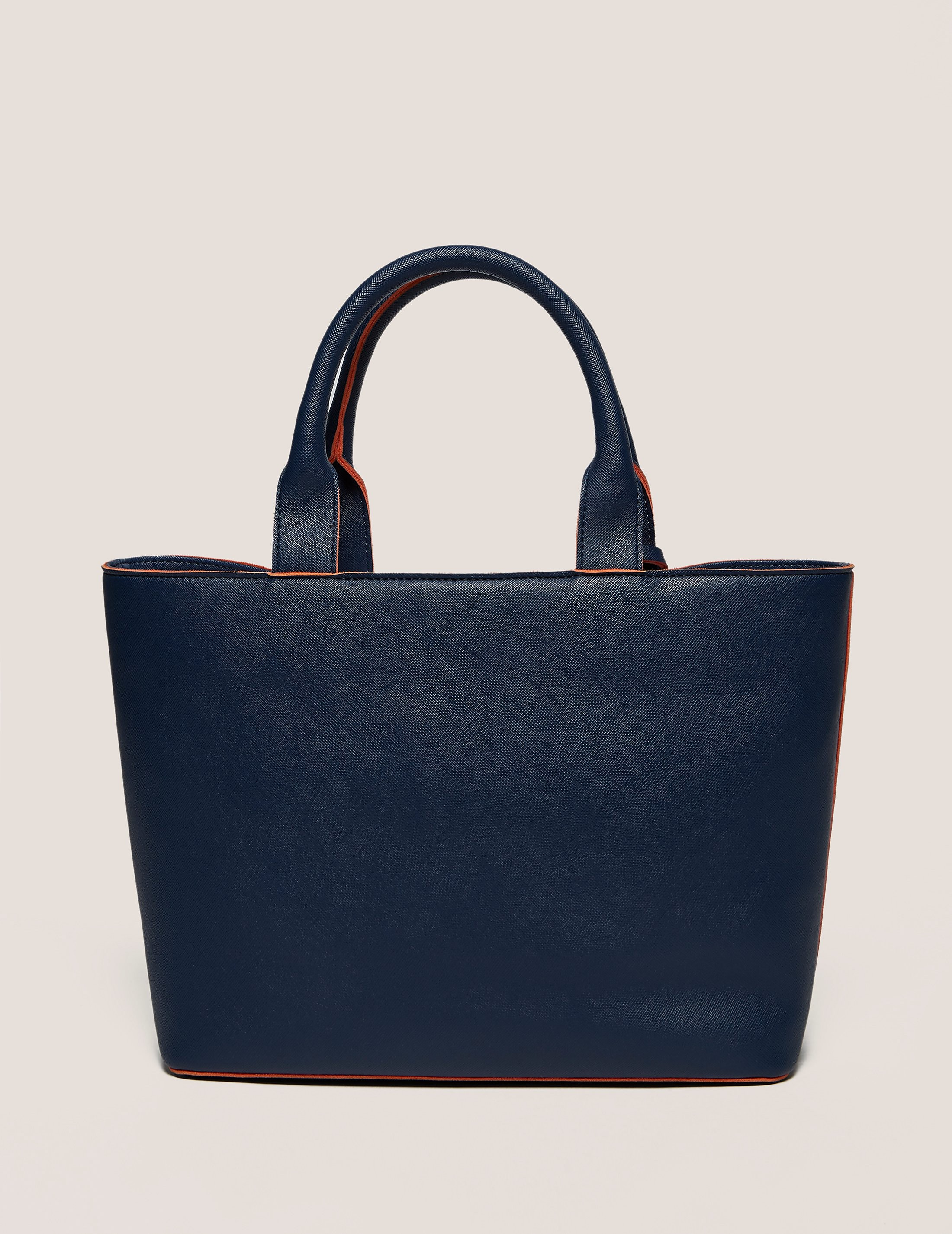 Armani Jeans Small Soft Leather Shopper