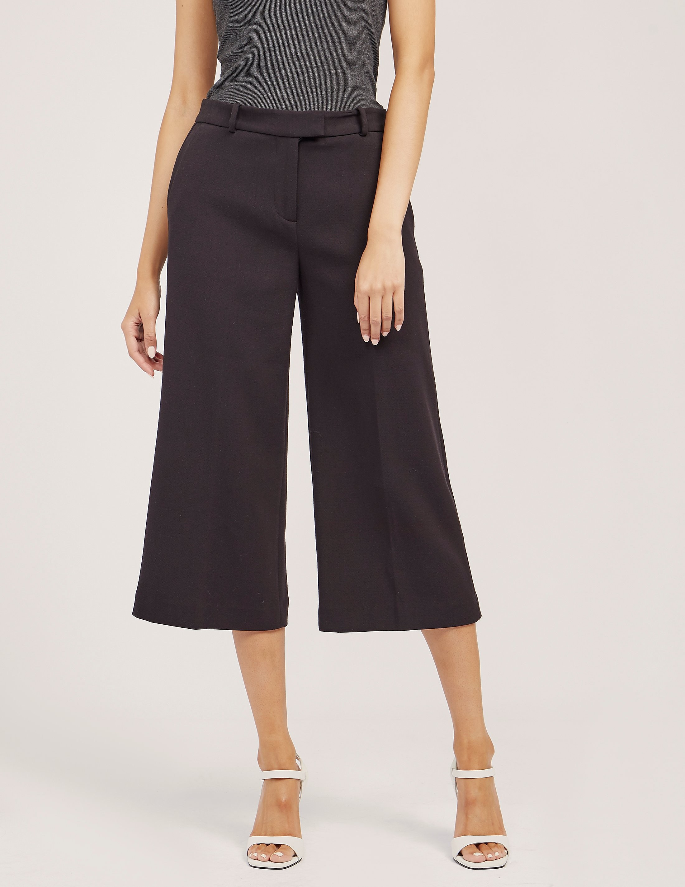 Michael Kors Wide Leg Trouser