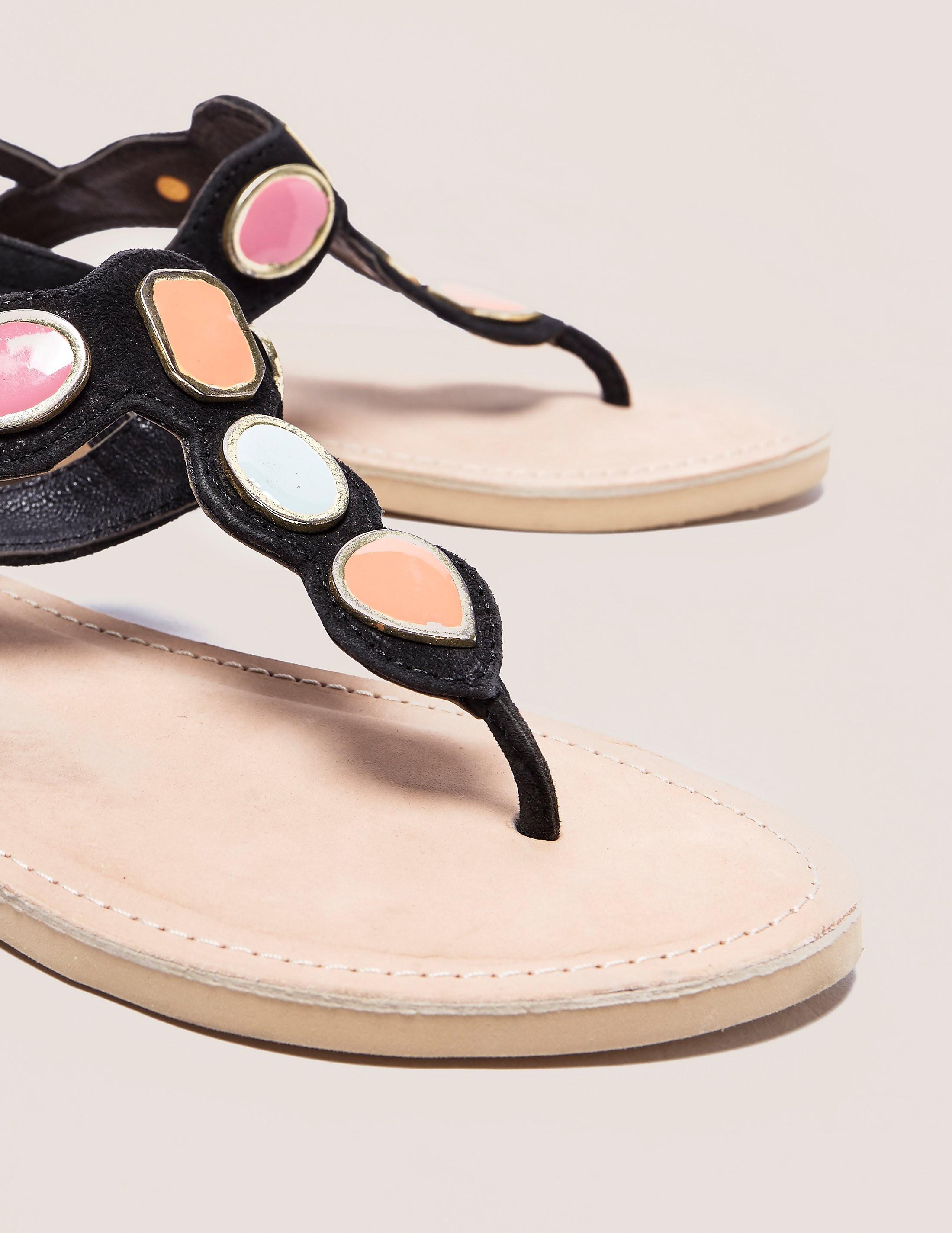 Ilse Jacobsen Suede Sandals